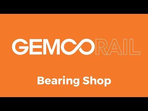 Gemco Rail Bearing Shop
