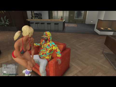 Grand Theft Auto online lapdance