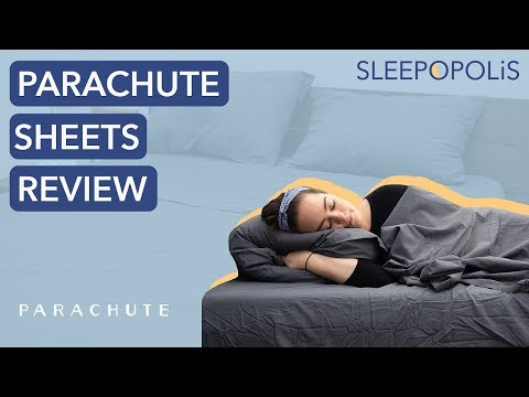Parachute Sheets Review - Should You Buy Sateen Or Percale Bedding?