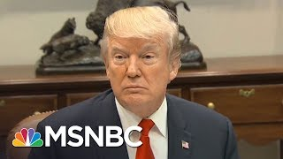 Robert Mueller's Latest Move And Donald Trump's 'Red Line' | The Last Word | MSNBC