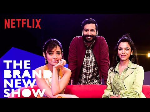 The Brand New Show with Kanan Gill Feat. Shriya Pilgaonkar & Barkha Singh   Netflix India