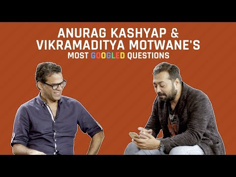 MensXP: Most Googled Questions With Sacred Games' Directors Anurag Kashyap & Vikramaditya Motwane