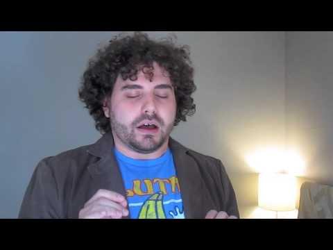 Michael Saltzman Monologue: Life Without Subtext