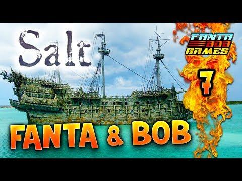 Fanta et Bob dans SALT - Ep.7 : BLACK PEARL - Let's Play COOP FR