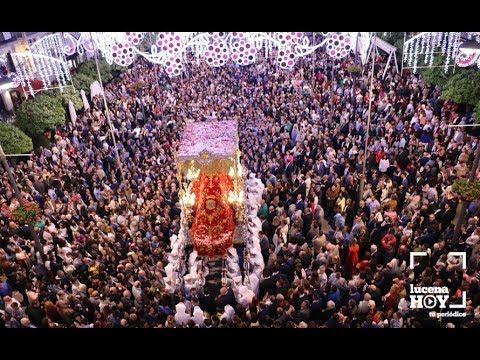 VÍDEO / Fiestas Aracelitanas 2018: La Procesión y los fuegos artificiales.