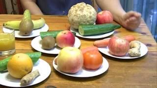 Совет. Полезное сочетание фруктов и овощей