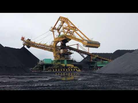 Digging Coal