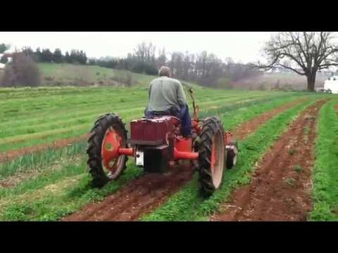 """Electric Allis-Chalmers """"G"""" Cultivating Tractor"""