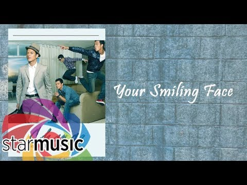 Jericho Rosales - Your Smiling Face (Audio) 🎵