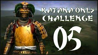 WAR WITH THE SHONI - Shimazu (Legendary Challenge: Katana Units Only) - Total War: Shogun 2 - Ep.05!