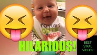 funny child laughing videos - funny babies laughing ★ best funny kids videos