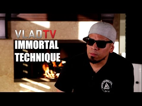 Immortal Technique: If Left Alone Will ISIS Become Like America?