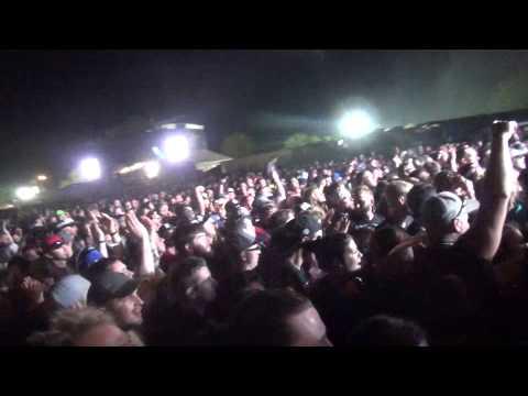 Les cowboys fringuants joyeux calvaire awikatchikaën live montebello rockfest 2015