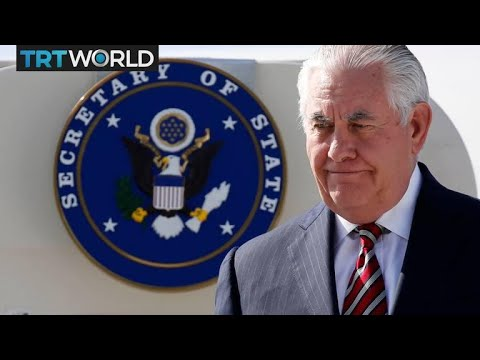 Trump fires Rex Tillerson, KRG budget cut, and French prison overhaul