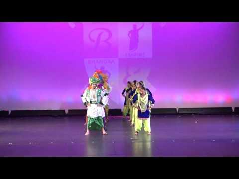 Mountain View Intermediate Class - 2016 Fall Dance Off