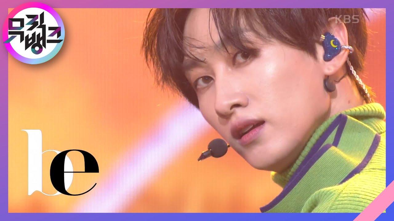 Download be - 은혁 (EUNHYUK) [뮤직뱅크/Music Bank]   KBS 211022 방송
