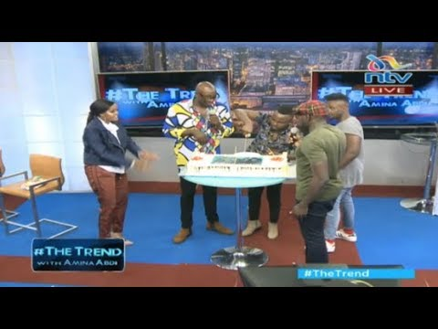 Celebrating 10 years of Sauti Sol in Kenyan music industry #theTrend