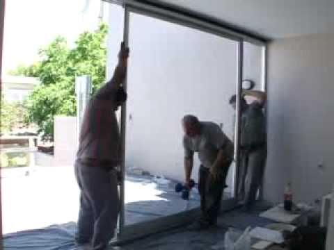 Colocaci n de ventana a30 new youtube for Colocacion de ventanas de aluminio