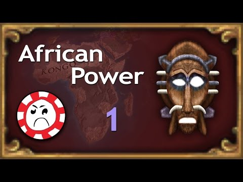 Bongo Bongo! [1] Kongo African Power EU4