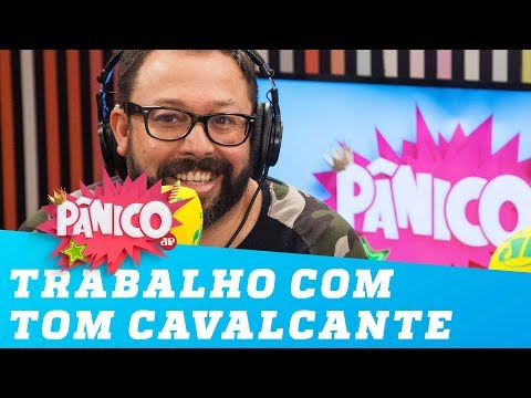 Fábio Gueré fala sobre trabalho com Tom Cavalcanti