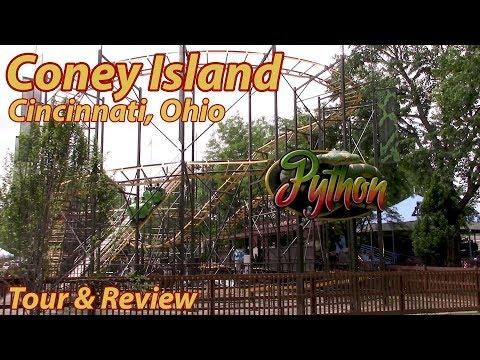 Coney Island (Cincinnati, Ohio) | Tour & Review | May 2019