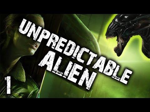 Alien: Isolation | Unpredictable Alien Mod!