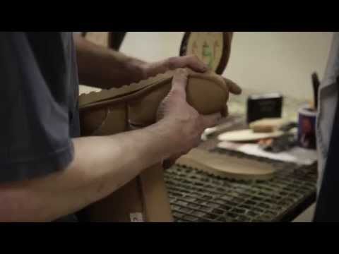 Step By Step Making Of A Sheepskin Celt Boot