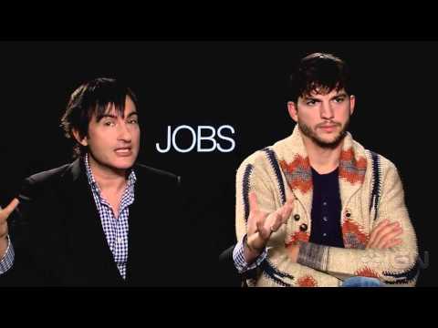 Jobs  Ashton Kutcher and Joshua Michael Stern