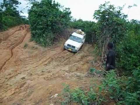 liberia beautiful roads 3