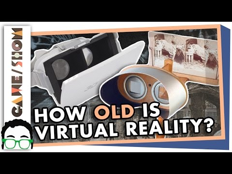 How Old is Virtual Reality? | Game/Show | PBS Digital Studios