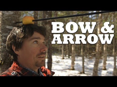 How To Make Bow And Arrow