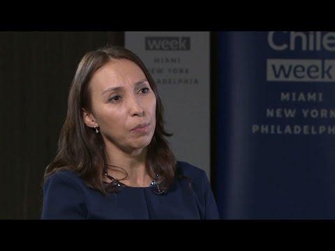 Chile's Vice Minister of Trade, Paulina Aranda, on Chile's economy