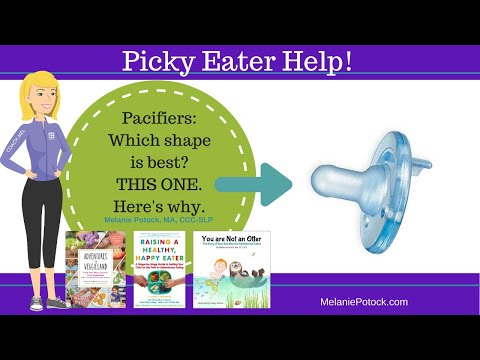 Pacifiers: Which Shape is Best for Baby?