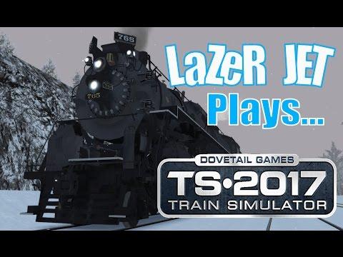 LaZeR JET Plays... Train Simulator 2017 - The Polar Express