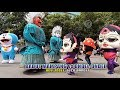 Badut Mampang Vs Ondel Ondel Adu Joget, Lucu ~ Badut Paling Lucu 2018 👍