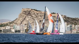 Be there at the start | Volvo Ocean Race 2014-15