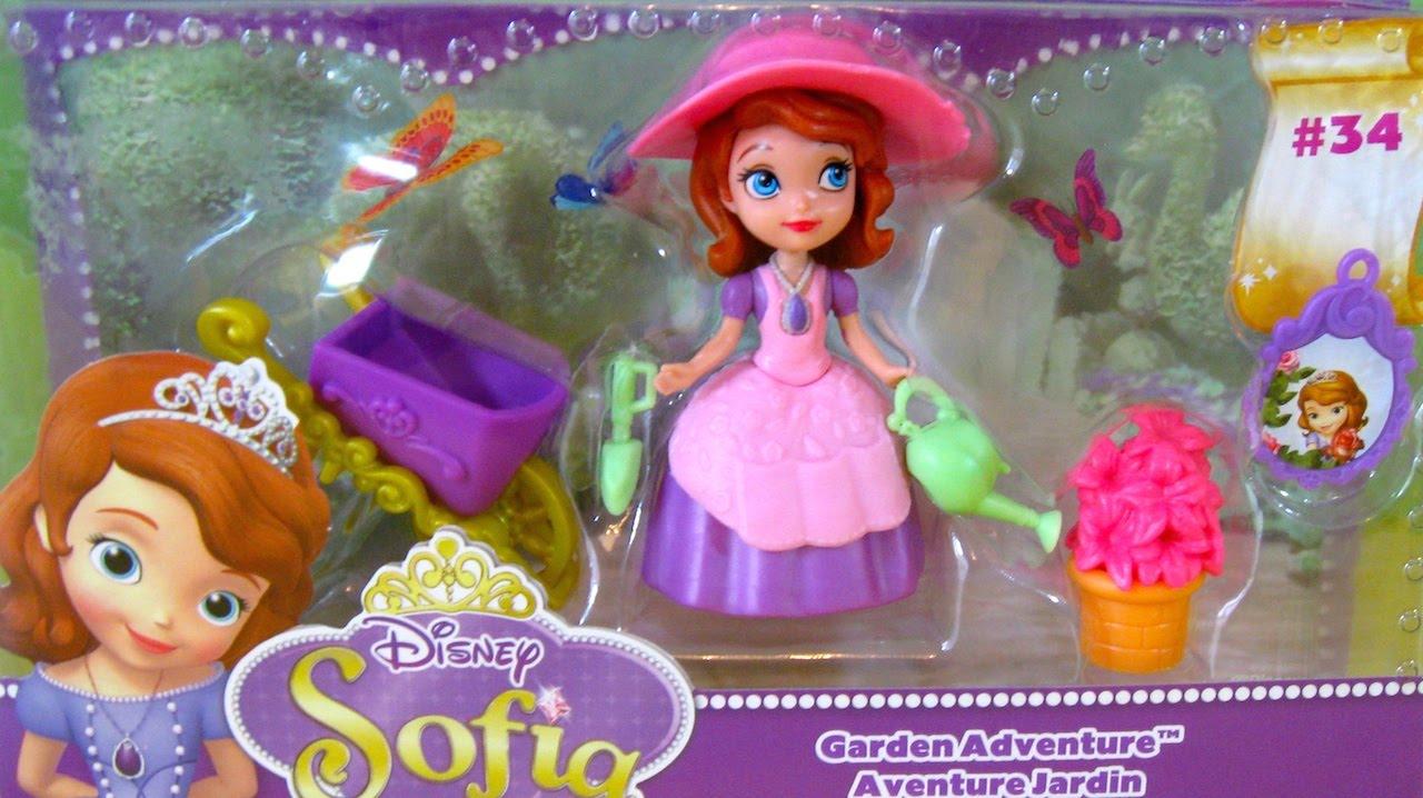 Sofia the first aventura en el jard n garden adventure for Juguetes de jardin