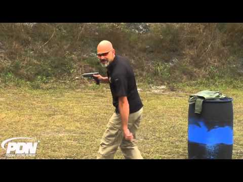 Firearms Training - Carrying Spare Magazines in Pocket