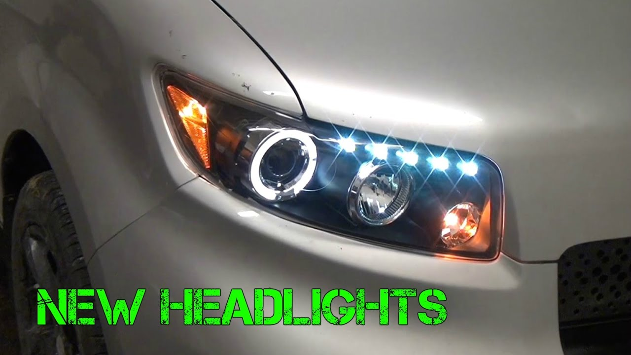 Service manual [How To Adjust Headlight 2012 Scion Xb ...