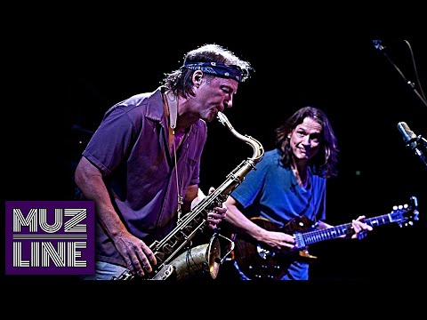 "Robben Ford & Bill Evans: ""Soulgrass Meets Blues"" - Jazz San Javier 2010"