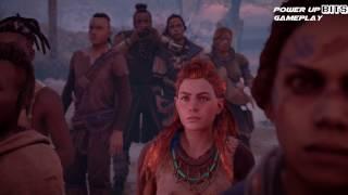 Gameplay: Horizon Zero Dawn - Aloy en Corazón de Madre