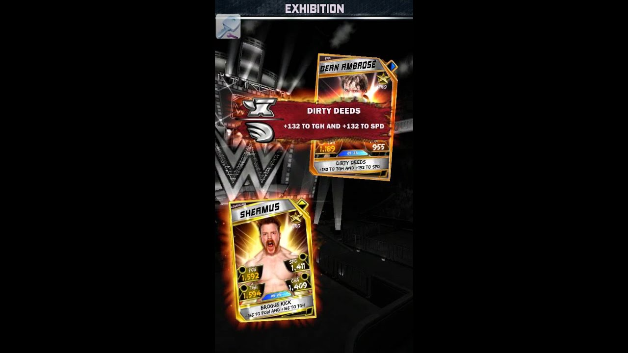 wwe supercard glitch october 2017