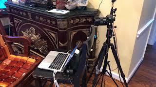 Portable LIVE streaming setup