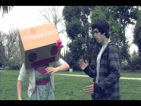 Клип Karate High School - Fell In Love With A Robot