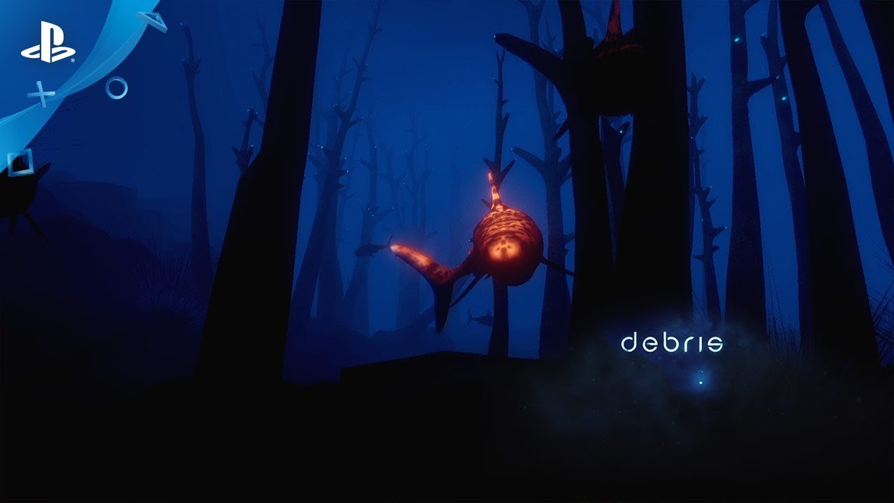Debris - Narrative Trailer | PS4