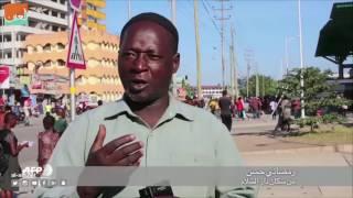 بالفيديو.. حافلات بطريق خاص لحل أزمة المرور في تنزانيا