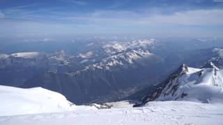 Mont Blanc - 2013 Panorama 360° beautiful full hd