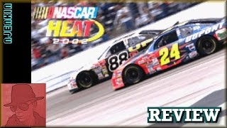 Nascar Heat 2002 - on the GBA - with Commentary !!