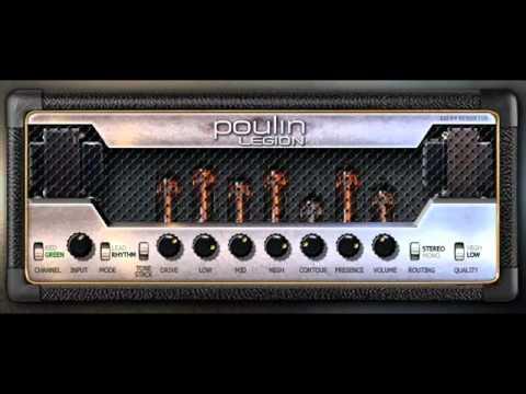 Mesa Boogie Recto Preamp vs. VST Plugins LePou Poulin