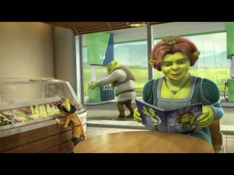 Shrek OMV reklama (Croatia)